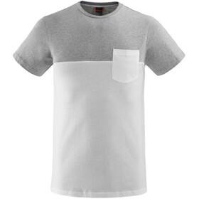Lafuma Escaper - T-shirt manches courtes Homme - gris/blanc